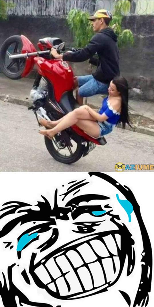 Quando Vejo Alguém Empinando Moto Aziume Blog De Humor Com Merda