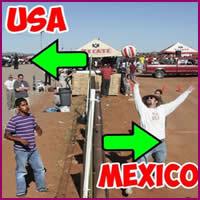 8 fronteiras incríveis entre diferentes países ao redor do mundo