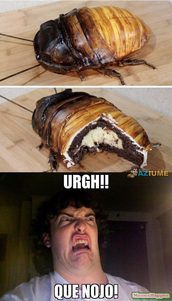 Aquele delicioso bolo