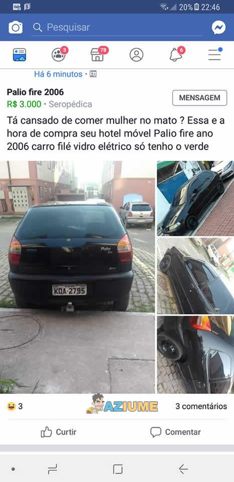 Brasileiro tem a alma do negócio