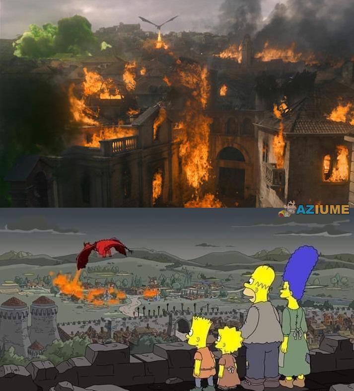 Mais uma vez Os Simpsons previu o futuro