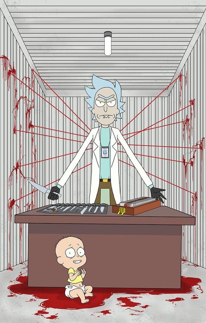 Rick e Morty - As novas aventuras