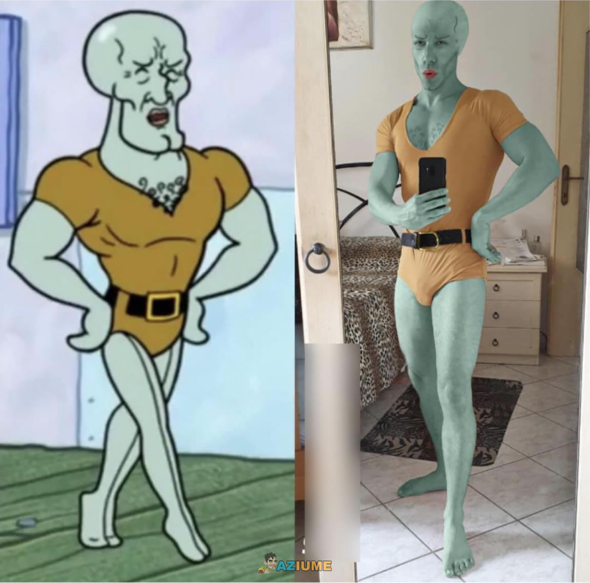 O cosplay perfeito existe
