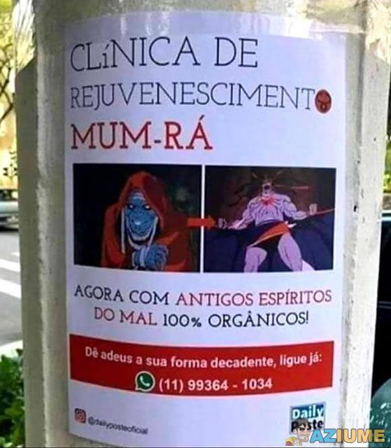 Clínica de rejuvenescimento Mum-Rá