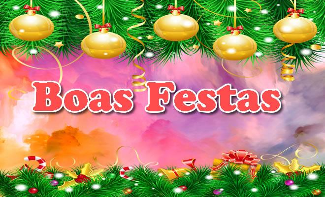 Boas Festas