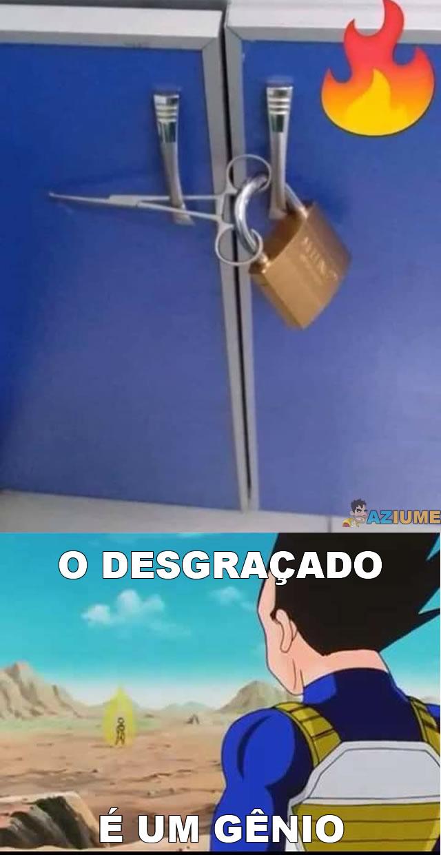 Isso sim que é um verdadeira gambiarra brasileira