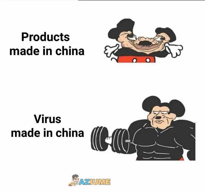 Produtos da china