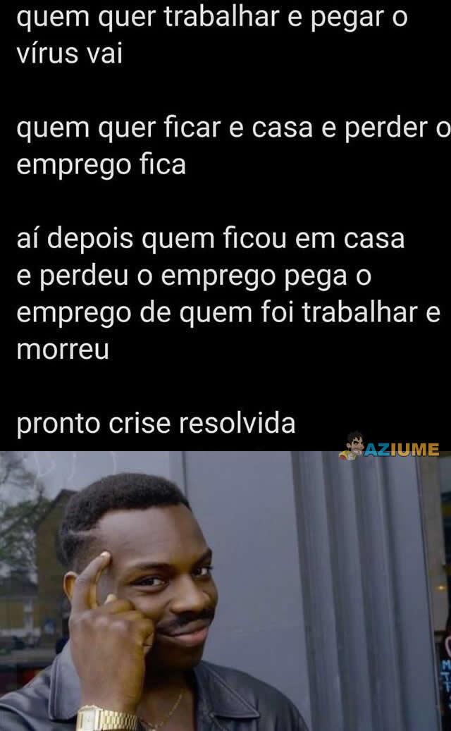 Resolvendo a crise